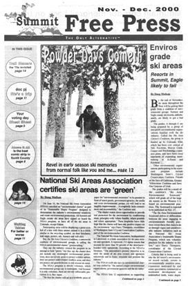 Past cover of Free Press